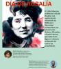 Día de Rosalía coloquio