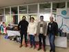 CEIP de Barouta entrega de alimentos Banco Municipal