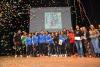 Foto final dos gañadores Gala do Deporte
