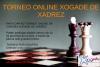 Cartel Torneo de Xadrez XOGADE