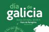 Cartel do acto do Día de Galicia