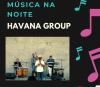 Cartel da actuación de Havana Group en Bertamiráns