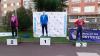 Club MillaRaio. Medalla de Ouro 100 metros. Daniel Carinena