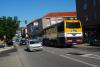 Imaxe de arquivo do transporte metropolitano