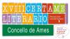 Ábrese  o prazo para participar na XVIII edición do Certame Literario de Ames