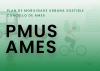 O Concello de Ames está inmerso na redacción do Plan de Mobilidade Urbana Sostible (PMUS).